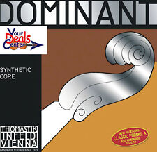 Dominant Violin String Set 4/4 Steel E Ball End WEICH