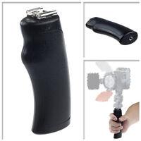LED Flash Light Bracket Hot/Cold Shoe Mount Handle Grip for DSLR DV Camera Movie