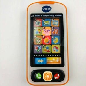 VTech Touch and Swipe Baby Phone 6-36mo