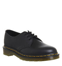 Dr. Martens Lace-up No Pattern Standard (B) Flats for Women