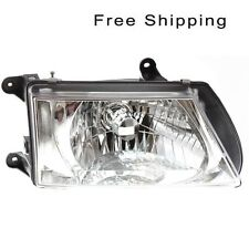 Halogen Head Lamp Assembly Passenger Side Fits Rodeo Rodeo Sport IZ2503110