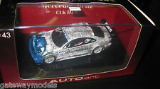 1/43 AUTOart MERCEDES BENZ CLK DTM 2001 #14 THOMAS JAGER AWESOME LOOKING #60137