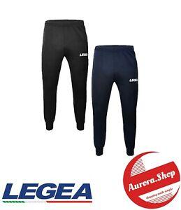 pantalone tuta UOMO Legea sportivo 2 colori sport running allenamento estivo