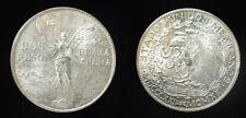 Mexico 1921 2 Peso, Rare Superb CH BU, Sharp Detail Strike, Full Luster Fields