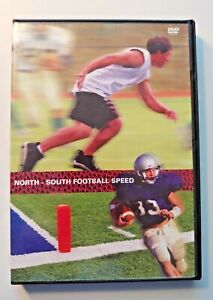 North - South Football Speed DVD, 2006, Athletes' Acceleration, Inc.