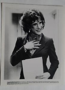 P388 3x Pressefotos TOOTSIE  1982 Dustin Hoffman, Jessica Lange, Teri Garr