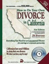 How to Do Your Own Divorce in California: Everything You Need for an Unconteste