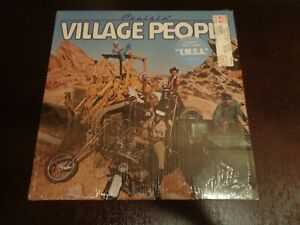 Village People - Cruisin' (1978) Vinyl LP • YMCA- opened shrink wrap on -All VG+