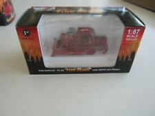 2006 First Gear International TD-25 FIRE DOZER w Sweep ROPS n Ripper MIB FR SHIP