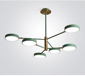Ceiling light Led Chandelier Lamp Pendant Lighting bedroom livingroom black Gold
