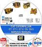 Cat Caterpillar C7 C7.1 C7.2 C9 C9.3 Engine Service Repair Manual on CD C-7 C-9
