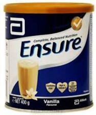 ENSURE  POWDER Vanila / chocolate 400mg  one vanila one chocolate (2pcs)