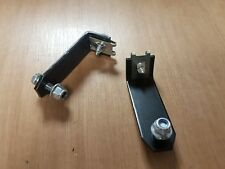 RENAULT 5 GT TURBO NEW FRONT BUMPER BRACKET / SUPPORT BRACE PAIR WITH FITTINGS