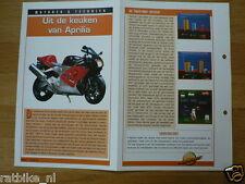 LM90- IN DE KEUKEN VAN APRILIA INFO MOTORCYCLE,MOTORRAD,MOTORFIETS