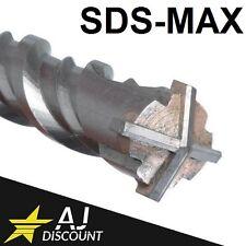 Foret / Mèche SDS MAX cruciforme Ø 12 x 340mm pour Béton / Brique / Pierre