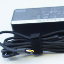 1pc Original Genuine Lenovo 45W 20V 2.25A Type C USB C Power Charger Adapter