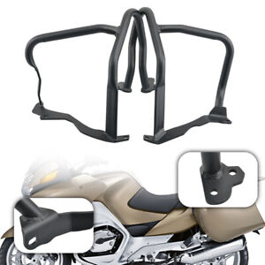 Front Engine Guard Highway Crash Bar Protection For BMW R1200RT 2014- 2019 2015