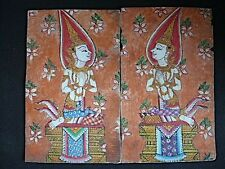 Pair of Old Paints Traditional, Thailand