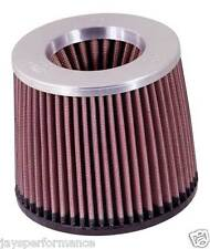 """KN UNIVERSAL AIR FILTER (RR-2803) 2-3/4""""FLG, 5-7/8""""B, 5-1/4""""T, 5""""H; POLISHED TOP"""