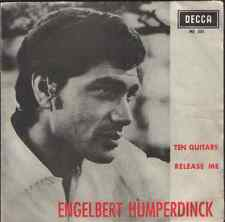 """Engelbert Humperdinck-ten guitars.7"""" spanish"""