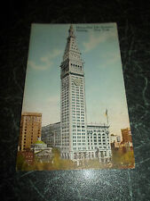 METROPOLITAN LIFE INSURANCE BUILDING New York ~ Rare Vintage  Postcard ~ Unused