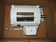 NEW LEESON LM20670 1.5HP 1800RPM PHASE 3 ELECTRIC MOTOR