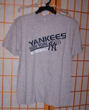 NY New York Yankees Baseball  t shirt youth size Large MLB