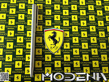 Original emblema ferrari cavallino pegatinas emblema logotipo sticker badge decal 5cm