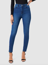 Forever New Helena High Rise Jeans Size 12 - NEW BNWOT RRP $99