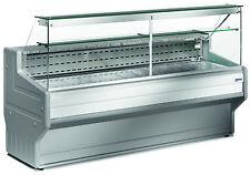 Kühltheke Vitrine Verkaufstheke Frischtheke Wursttheke 1500x790x1220mm Gastlando