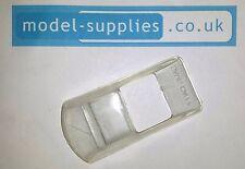 DINKY 108 Joe 90 Sam'S CAR riproduzione PLASTICA TRASPARENTE unità finestra