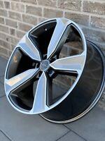 AUDI 21ZOLL PEAK FELGEN RS S A5 A6 A7 A8 S5 S6 S7 S8 Q3 Q5 Q8 4G •NEU•