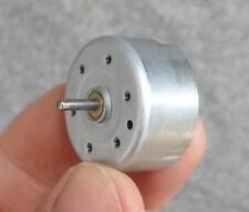 1PCS DC9V-12V 4800rpm-6500rpm Micro Permanent Magnet Experiment 300 Motor NEW K