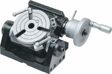 NEW ! Soba 6″ / 150 mm Tiliting Rotary Table & Dividing Set For Milling etc