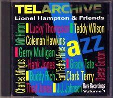 Lionel Hampton & Friends RARE Recordings vol.1 SEVEN Come Eleven Stardust cute