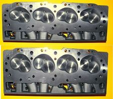 NEW 2 GM BBC EQ 502 Cylinder Heads PERFORMANCE CAST IRON CH502 COMPLETE NO CORE