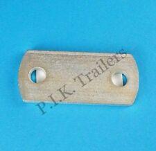 FREE P&P* 50mm U Bolt Plate - High Tensile - Trailers