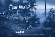 "Kevin Wilson Goonies ""The Goondocks""  24x36 Poster Numbered #/250 Mondo"