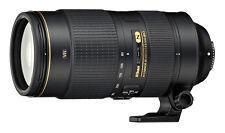 Nikon Nikkor AF 80-400mm F/4.5-5.6 SWM VR IF AF N M/A Lens