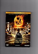 Die Tribute von Panem - The Hunger Games - Spacial Edition (2012) DVD #13438