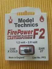 3 off Model Technics Firepower F2