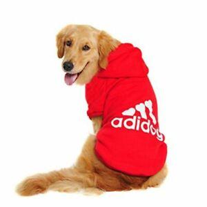 Ropa para perros Abrigo Sudaderas con capucha de invierno Suéter cálido Chaqueta