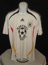 Official Deutscher Fussball-Bund Germany Adidas Soccer Jersey - Size M