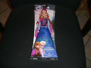 Barbiepuppe Disney Frozen Anna NEU