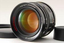 Exc+++++ Voigtlander Nokton 50mm f/1.5 ASPHERICAL Lens Leica LTM from JP #101
