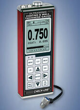 TI-CMX Ultrasonic Coating & Wall Thickness Gauge, Range 0.025 - 9.999