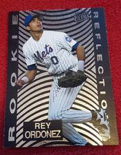 1997 Fleer Ultra Rookie Reflections #8 Rey Ordonez