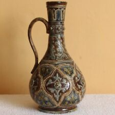Antique Original Stoneware Decorative British Art Pottery