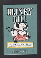 2010 Royal Australian Mint BABY PROOF Set Year Birthday Gift Blinky Bill Series