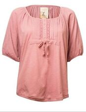 Cotton Short Sleeve Casual Women's NEXT